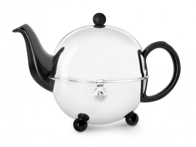 Theepot Cosy® zwart 0.9 liter