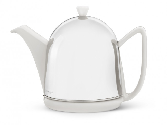 Theepot Cosy Manto, wit, 1,0L