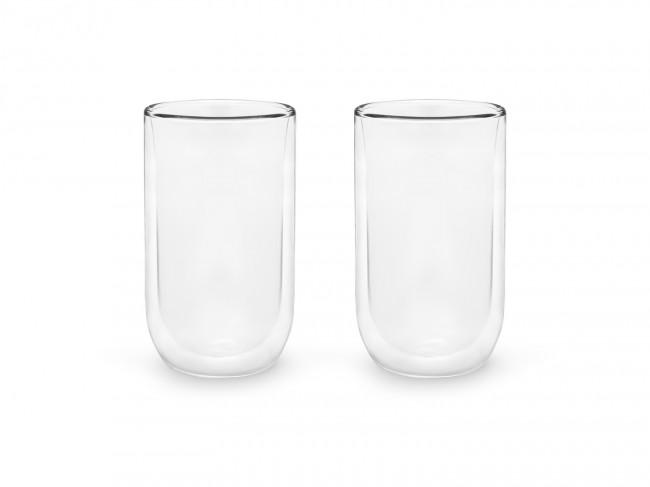 Dubbelwandig glas 400ml s/2