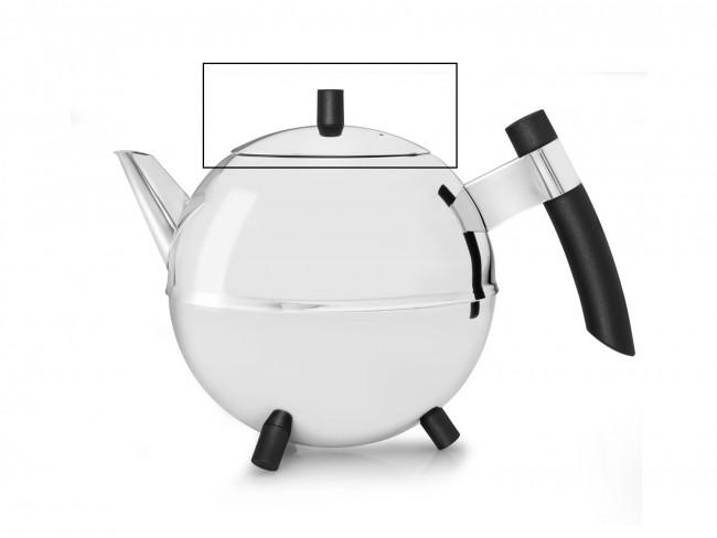 Deksel met knop voor theepot Duet® Design Saturn 1324Z en Meteor 4304Z