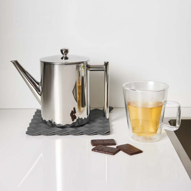 Theepot Minuet Cylindre 1,2L polished