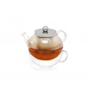 Tea for one Modena enkelwandig glas 500ml