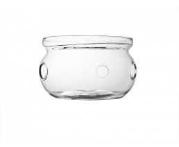 Verona Theelicht Enkelwandig Glas